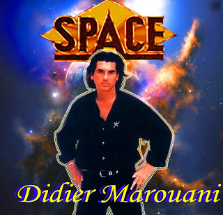 Didier Marouani. «Space»